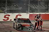 #20: Erik Jones, Joe Gibbs Racing, Toyota Camry Sport Clips Throwback