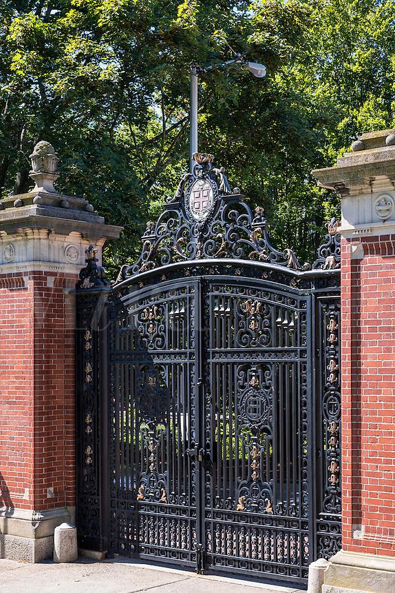 Brown University campus, Providence, Rhode Island, USA