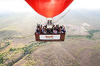 20151020 20 October Hot Air Balloon Cairns