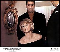 Prod DB © Adel Productions / DR<br /> JEFF (JEFF ) de Jean Herman 1969 FRA<br /> avec Mireille Darc