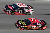 2017 NASCAR Monster Energy Cup - Daytona 500<br /> Daytona International Speedway, Daytona Beach, FL USA<br /> Sunday 26 February 2017<br /> Erik Jones, 5-hour ENERGY Extra Strength Toyota Camry and Austin Dillon<br /> World Copyright: Russell LaBounty/LAT Images<br /> ref: Digital Image 17DAY2rl_10063