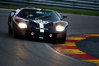 SPA SIX HOURS ENDURANCE - #98 FORD GT40 - FARLEY JIM (USA) VAN DE POELE ERIC (BE)