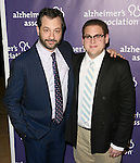"Judd Apatow and Jonah Hill at The 19th Annual ""A Night at Sardi's"" benefitting the Alzheimer's Association held at The Beverly Hilton Hotel in Beverly Hills, California on March 16,2011                                                                               © 2010 Hollywood Press Agency"