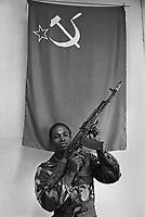 - NATO in Germany; U.S.Army, Foreign Materials Training Detachment (FMTD) at Grafenwoehr training area,classroom for theoretical education about Soviet small arms (October 1985)....- NATO in Germania; US Army, Distaccamento di Addestramento sugli Equipaggiamenti Esteri (FMTD) presso il poligono militare di Grafenwoer, aula per l'istruzione teorica sulle armi leggere sovietiche  (ottobre 1985)