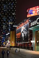 Rocky im Stage-Oprettenhaus, Spielbudenplatz 1  in Hamburg St.Pauli, Deutschland
