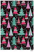 GIFT WRAPS, GESCHENKPAPIER, PAPEL DE REGALO, Christmas Santa, Snowman, Weihnachtsmänner, Schneemänner, Papá Noel, muñecos de nieve, paintings+++++,USGTJF517,#gp#,#x# ,Lamont