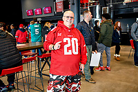 Washington, DC - Sunday JAN 26, 2020: Fans in attendace at DC Defenders open house at  Audi Field in Washington, DC. (Photo by Phil Peters/Media Images International)