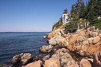 Acadia National Park Bass Harbor Head Lighthouse, Acadia National Park