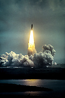 STS 39 Mission, Space Shuttle Discovery, April 1991, bcpix