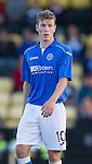 St Johnstone FC.. 2014-2015 Season<br /> David Wotherspoon<br /> Picture by Graeme Hart.<br /> Copyright Perthshire Picture Agency<br /> Tel: 01738 623350  Mobile: 07990 594431