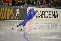 SPEEDSKATING: HEERENVEEN: 10-01-2020, IJsstadion Thialf, European Championship distances, 1500m Men, Sindre Henriksen (NOR), ©foto Martin de Jong