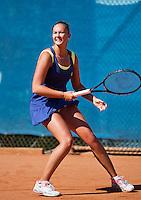 September 03, 2014,Netherlands, Alphen aan den Rijn, TEAN International, Lesley Kerkhove (NED)<br /> Photo: Tennisimages/Henk Koster