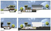 Second Place Winner, Professional. Mark Delgado, Jeana Kim and Ashley LaRarre at Aedifice Architectural