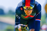17th July 2021, St Emilian, Bordeaux, France;  VAN BAARLE Dylan (NED) of INEOS GRENADIERS during stage 20 of the 108th edition of the 2021 Tour de France cycling race, an individual time trial stage of 30,8 kms between Libourne and Saint-Emilion.