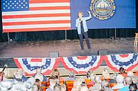 Elizabeth Warren - Campaign Rally - Rochester, NH - 10 Feb 2020