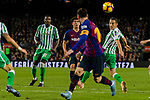 Carlos Alena of FC Barcelona in action during the La Liga 2018-19 match between FC Barcelona and Real Betis at Camp Nou, on November 11 2018 in Barcelona, Spain. Photo by Vicens Gimenez / Power Sport Images