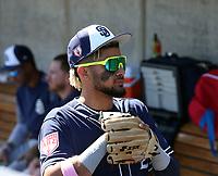 Fernando Tatis Jr - San Diego Padres 2019 spring training (Bill Mitchell)