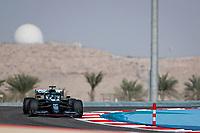 26th March 2021; Sakhir, Bahrain; F1 Grand Prix of Bahrain, Free Practice sessions;  18 STROLL Lance (can), Aston Martin F1 AMR21 during Formula 1 Gulf Air Bahrain Grand Prix