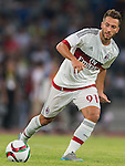 Andrea Bertolacci of AC Milan in action during the AC Milan vs FC Internazionale Milano as part of the International Champions Cup 2015 at the Longgang Stadium on 25 July 2015 in Shenzhen, China. Photo by Aitor Alcalde / Power Sport Images