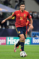 Rodrigo Hernandez Cascante Rodri of Spain in action during the Uefa Nations League final match between Spain and France at San Siro stadium in Milano (Italy), October 10th, 2021. Photo Andrea Staccioli / Insidefoto