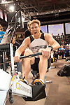 David Gray, Concept2 Team Germany, Veteran Men (Age 50-54), First Place, The Crash-B World Indoor Rowing Championships, 2012, Boston, Massachusetts, All athletes compete annually on a Concept2 Indoor Rower for time over 2000 meters,