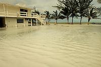 Coastal flooding, Bimini