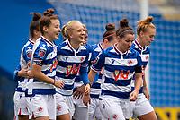 Reading Women v Manchester City - FAWSL - 18.10.2020