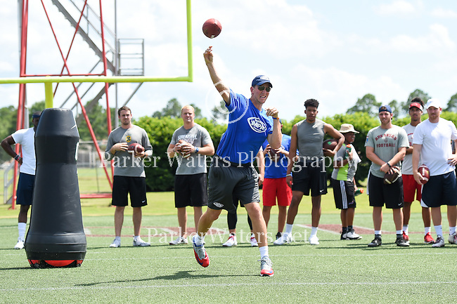 A few selected images from the 2016 Manning Passing Academy held at Nicholls State University in Thibodaux, LA.