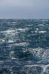 tempete au Cap Horn dans la Mer de Drake.