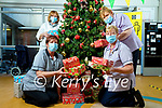 Sheila Ross, Esther Truslove, Ciss Dugan and Margaret Guerin from the catering department at UHK Hospital, Tralee.