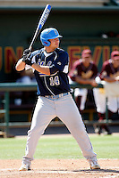 Casey Haerther  - UCLA Bruins playing against the Arizona State Sun Devils  at Packard Stadium, Tempe, AZ - 05/24/2009.Photo by:  Bill Mitchell/Four Seam Images
