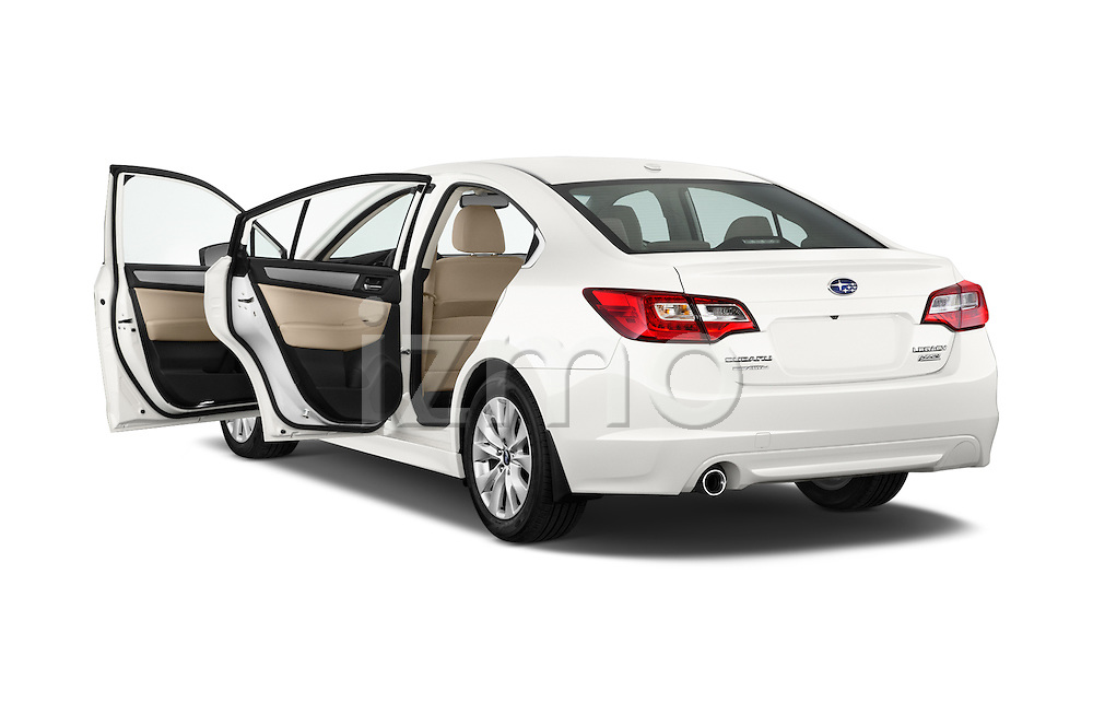 Car images of a 2015 Subaru Legacy 2.5i Premium 4 Door Sedan Doors