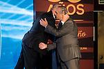 Alberto Herreros during the 80th Aniversary of the National Basketball Team at Melia Castilla Hotel, Spain, September 01, 2015. <br /> (ALTERPHOTOS/BorjaB.Hojas)