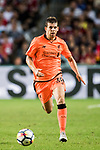 Liverpool FC defender Jon Flanagan in action during the Premier League Asia Trophy match between Liverpool FC and Crystal Palace FC at Hong Kong Stadium on 19 July 2017, in Hong Kong, China. Photo by Weixiang Lim / Power Sport Images