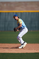 Indiana Viramontes during the Under Armour All-America Tournament powered by Baseball Factory on January 19, 2020 at Sloan Park in Mesa, Arizona.  (Zachary Lucy/Four Seam Images)