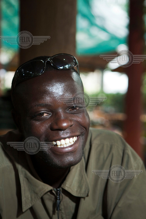 26 year old Samuel a gay rights activist who campaigns against homophobia. Parts of the Ugandan church and media have been campaigning against homosexuals and lesbians.