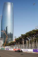 4th June 2021; Baku, Azerbaijan;  Free practise sessions;  05 VETTEL Sebastian (ger), Aston Martin F1 AMR21 during the Formula 1 Azerbaijan Grand Prix 2021 at the Baku City Circuit, in Baku, Azerbaijan -
