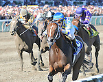 8.11.10 Champagne d'Oro pops in the Test Stakes at the Spa