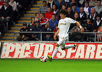 Pictured: Ki Sung-Yueng of Swansea. Tuesday 28 August 2012<br /> Re: Capital One Cup game, Swansea City FC v Barnsley at the Liberty Stadium, south Wales.