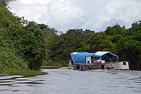 Rio Arari.<br /> Cachoeira do Arari, Pará, Brasil.<br /> 08/05/2006<br /> Foto Paulo Santos/Interfoto