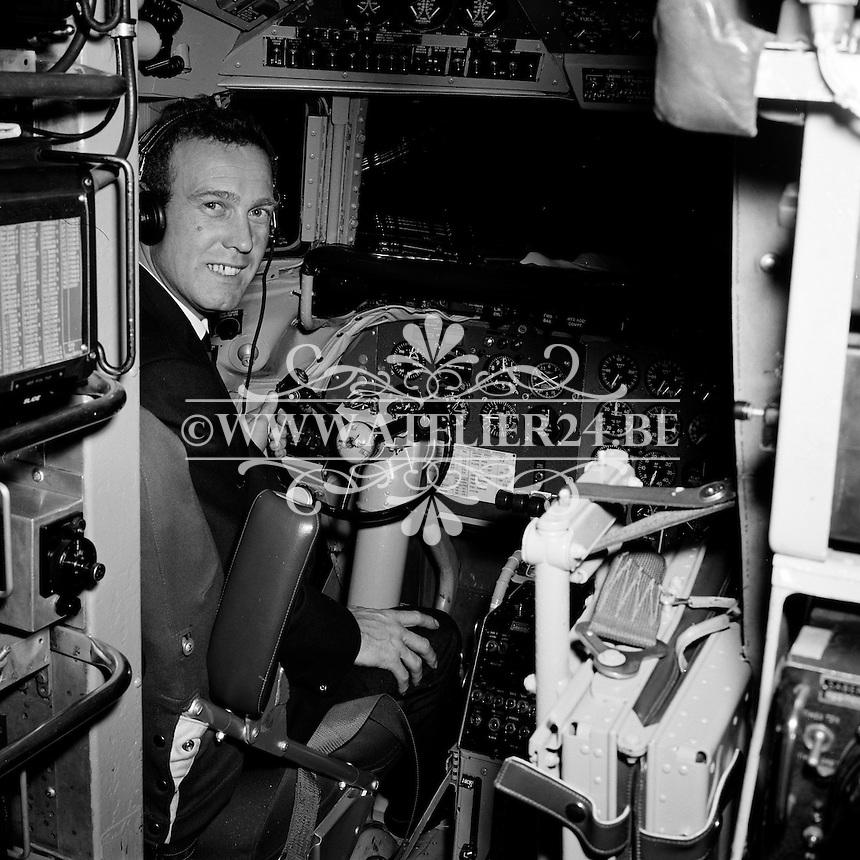 Royal Antwerp Aviation Club.  November 1967.