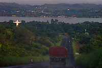 Município de  Xambioá a beira do rio Araguaia.<br /> Xambioá, Tocantins, Brasil<br /> Foto Paulo Santos<br /> 03/2004
