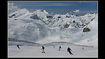 Austria, St Anton.  Stage Technique.<br />