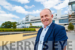 Dr Brendan O'Donnell new Interim President of Institute of Technology Tralee