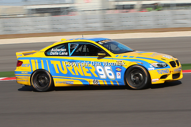 Bill Auberlen (96) in action during the Continental Tire Challenge race at the Circuit of the Americas race track in Austin,Texas...