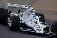 Charles Nearburg, #27 Saudia Williams (1981 FW07B/6)