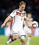 Germany's Howedes during international friendly match.November 18,2014. (ALTERPHOTOS/Acero)