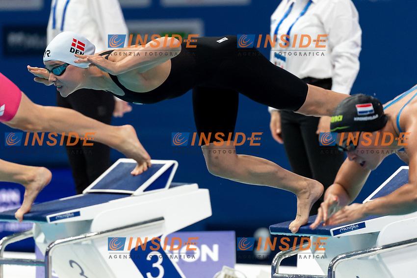 BLUMEPernille DEN<br /> 50m Freestyle Women Final<br /> Swimming<br /> Budapest  - Hungary  18/5/2021<br /> Duna Arena<br /> XXXV LEN European Aquatic Championships<br /> Photo Giorgio Perottino / Deepbluemedia / Insidefoto