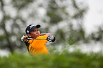 Fadhli Rahman Soetarso of Indonesia in action on day 3 of the 9th Faldo Series Asia Grand Final 2014 golf tournament on March 20, 2015 at Faldo course in Mid Valley Golf Club in Shenzhen, China. Photo by Xaume Olleros / Power Sport Images