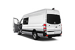 Car images of 2017 Mercedes Benz Sprinter-Crew-Van 2500-170-WB-High-Roof 4 Door Combi Doors